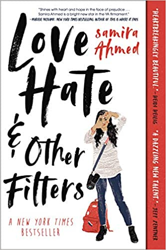 cover image, Love, Hate & Other Filters