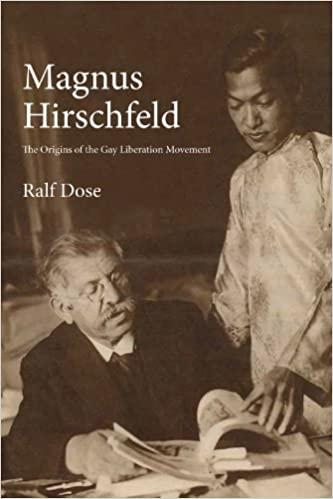 cover image, Magnus Hirschfeld