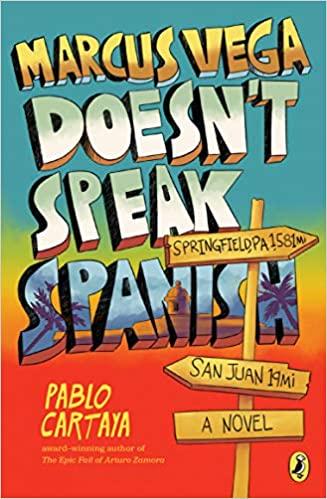 cover image Marcus Vega Doesn't Speak Spanish