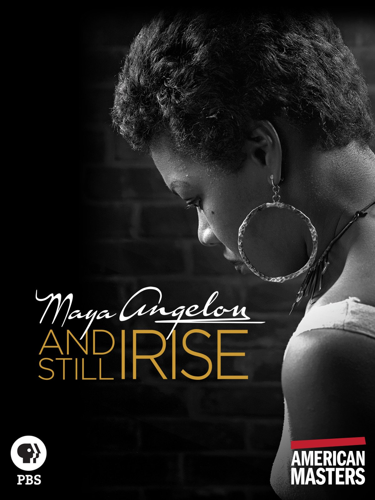 cover image, Maya Angelou and still I rise