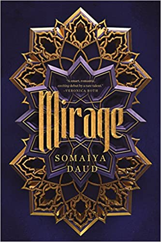 cover image, Mirage
