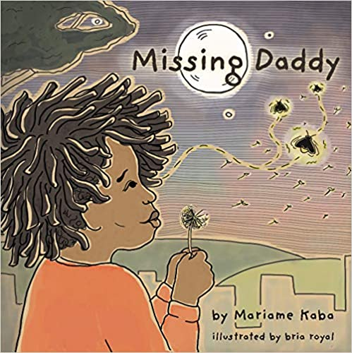 cover image, Missing Daddy