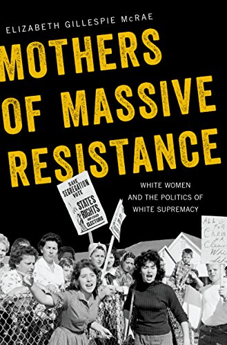cover image, Mothers of Massive Resistance