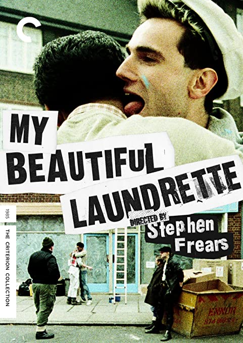 cover image, My Beautiful Laundrette