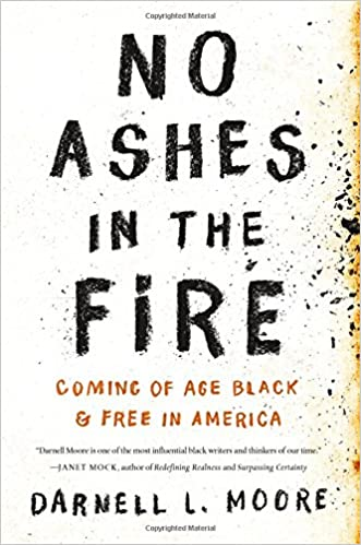 cover image, No Ashes in the Fire