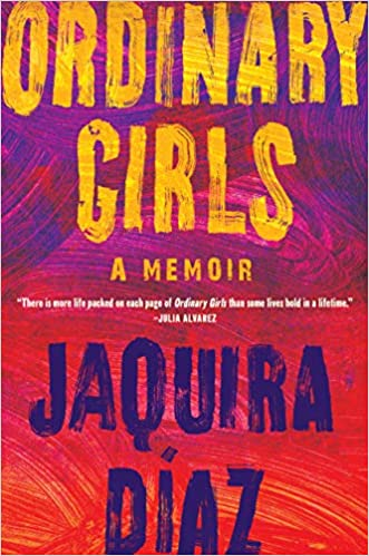 cover image, Ordinary Girls