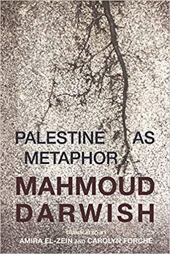 cover image, Palestine as Metaphor