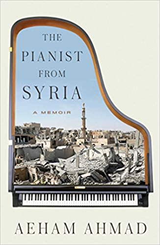 cover image, The Pianist from Syria