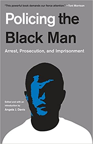 cover image, Policing the Black Man
