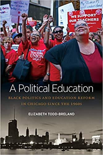 cover image, A Political Education