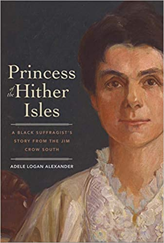cover image, Princess of the Hither Isles