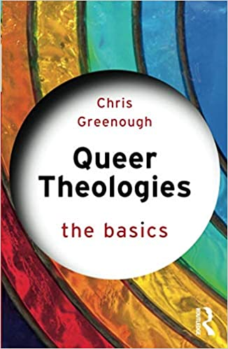 cover image, Queer Theologies