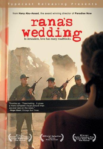 cover image, Rana's Wedding