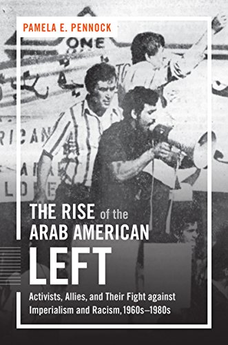 cover image: The Rise of the Arab American Left