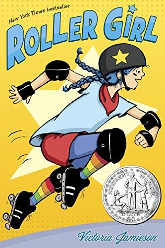 cover image, Roller Girl