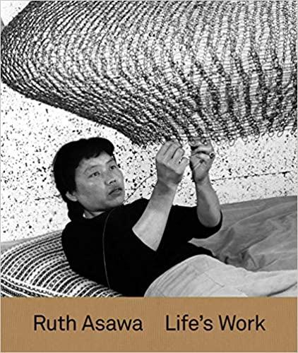 cover image, Ruth Asawa
