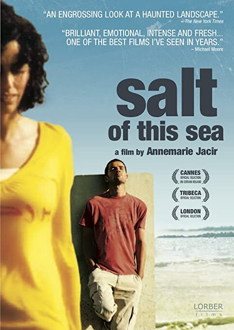 cover image, Salt of This Sea