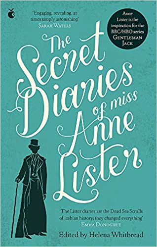cover image, The Secret Diaries of Miss Anne Lister