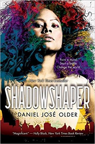 cover image Shadowshaper
