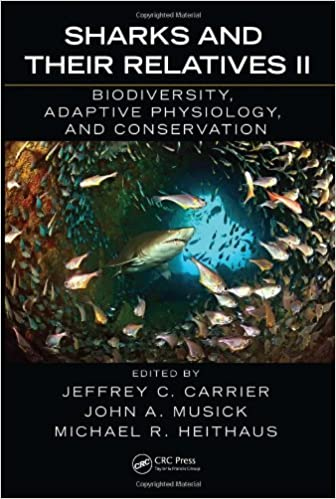 cover image, Sharks and Their Relatives II