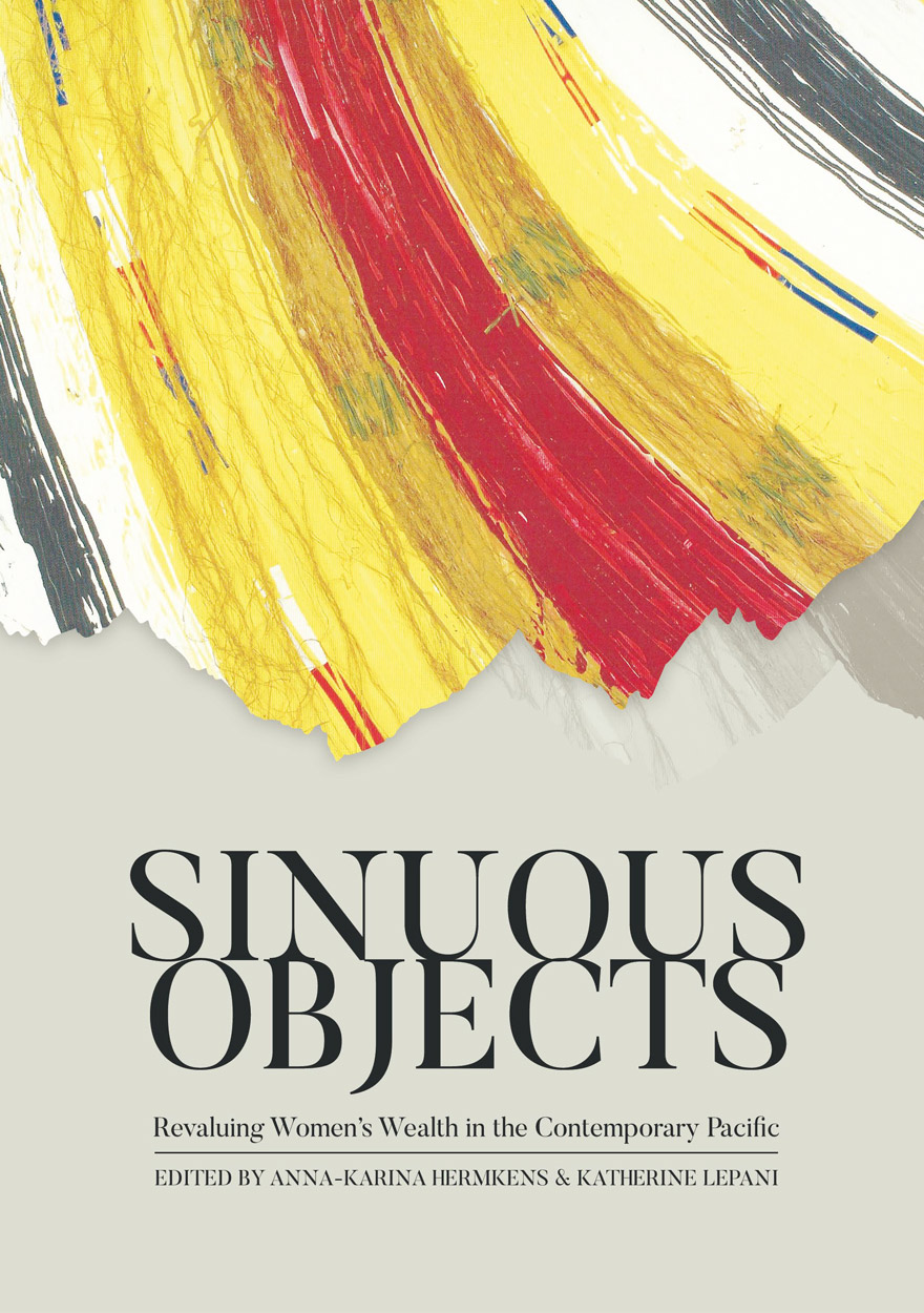 cover image of Sinuous Objects for poem