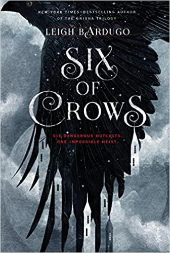 cover image, Six of Crows