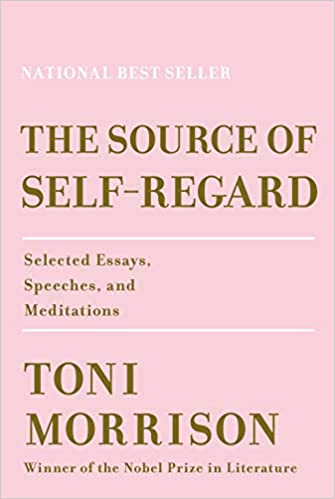 cover image, The Source of Self Regard