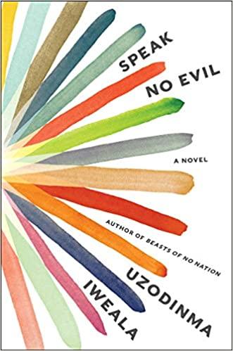 cover image, Speak No Evil