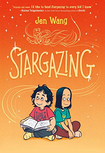 cover image, Stargazing