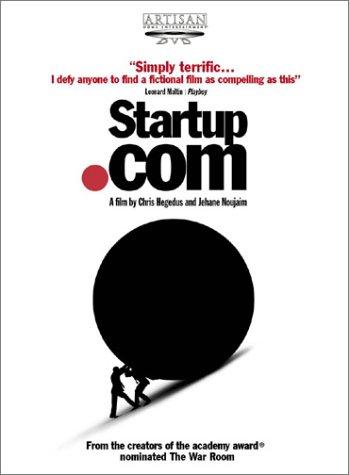 cover image, Startup.com