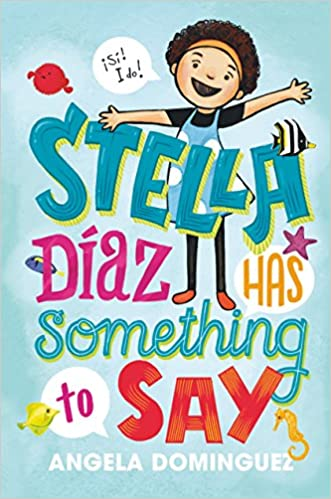 cover image Stella Diaz Has Something to Say