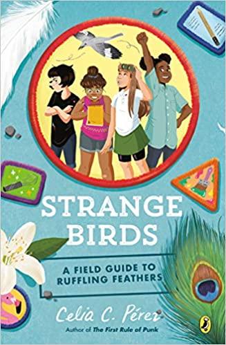 cover image Strange Birds