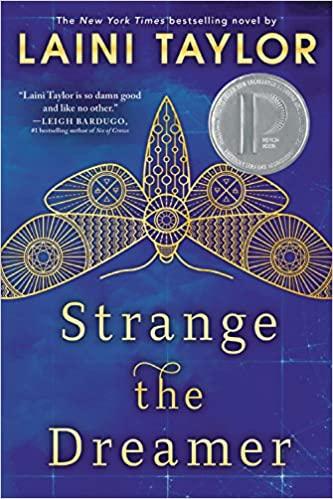 cover image Strange the Dreamer