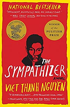 cover image, The Sympathizer