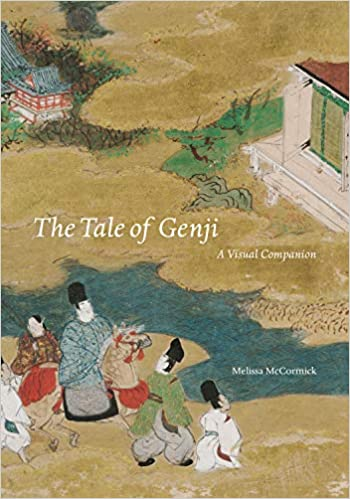cover image, Tale of Genji