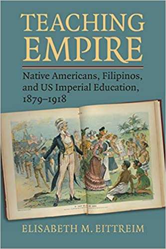 cover image, Teaching Empire