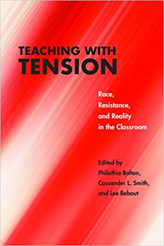 cover image, Teaching with Tension