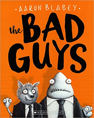 cover image The Bad Guys