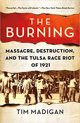 cover image, The Burning