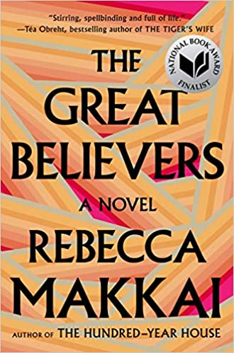 cover image, The Great Believers