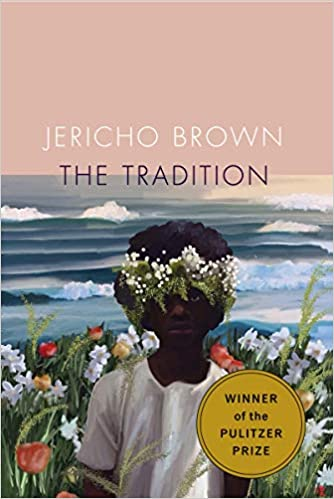 The Tradition (a Black boy in a flower crown looks at the reader)