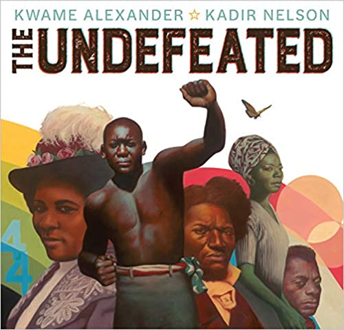 cover image, The Undefeated