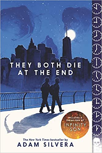 cover image, They Both Die at the End