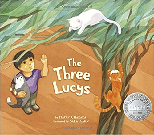 cover image The Three Lucys