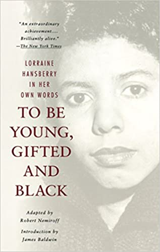 cover image, To Be Young, Gifted, and Black