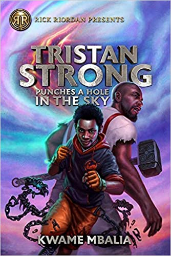 cover image Tristan Strong Punches a Hole in the Sky