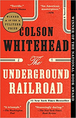 cover image The Underground Railroad