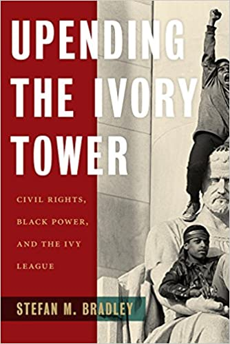 cover image, Upending the Ivory Tower