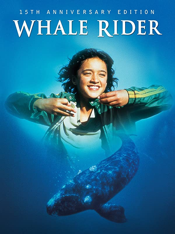 cover image, Whale Rider