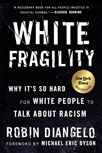 cover image, White Fragility